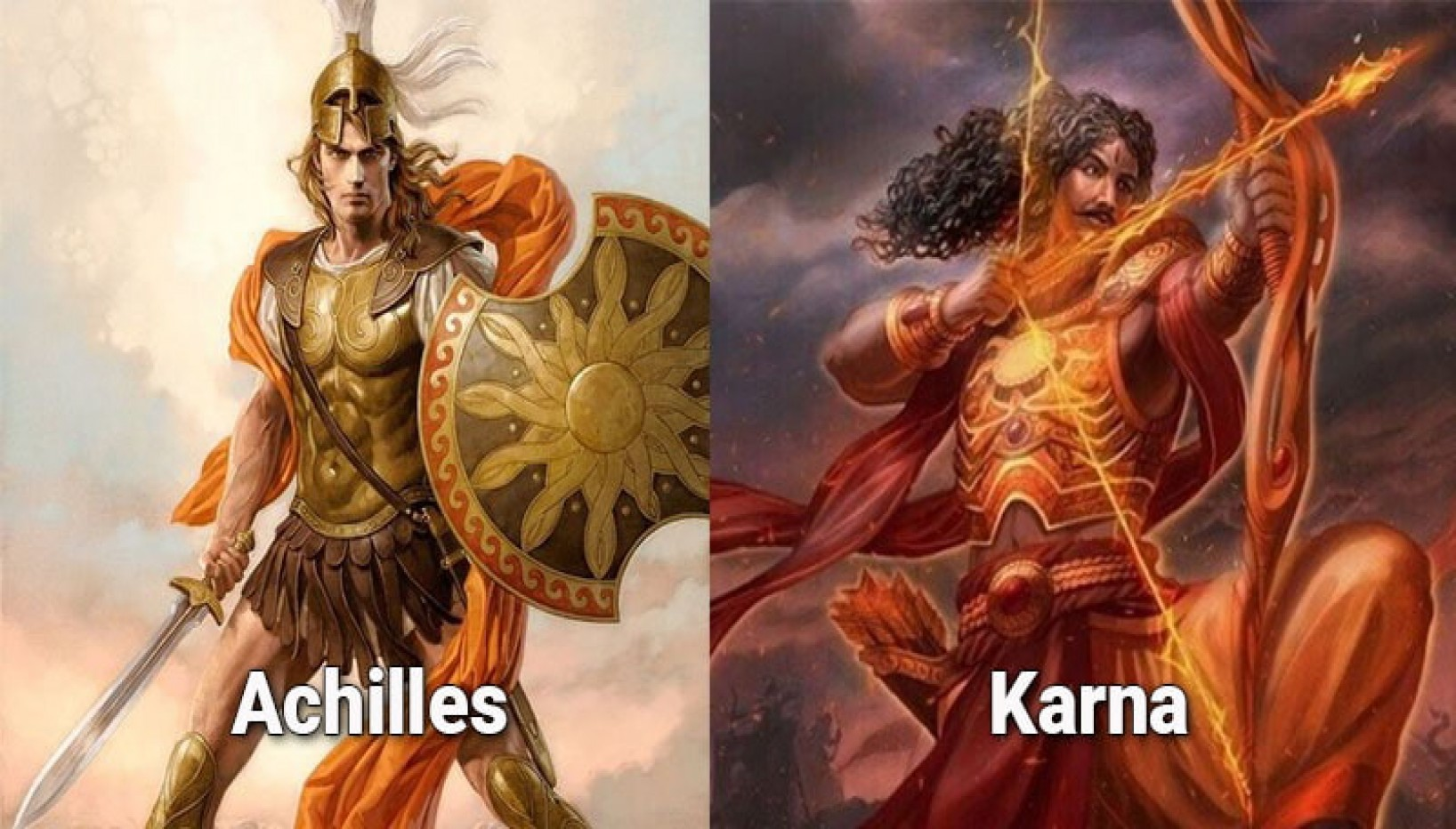 Mythology Parallels Between Hinduism And Other Religions