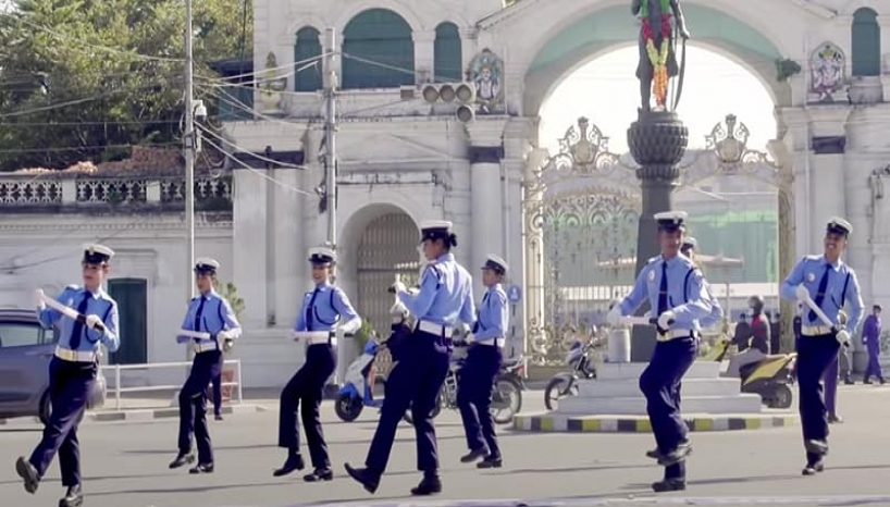 Nepal Traffic Drops A Dope Music Video; Raps To Raise Awareness About Traffic Rules