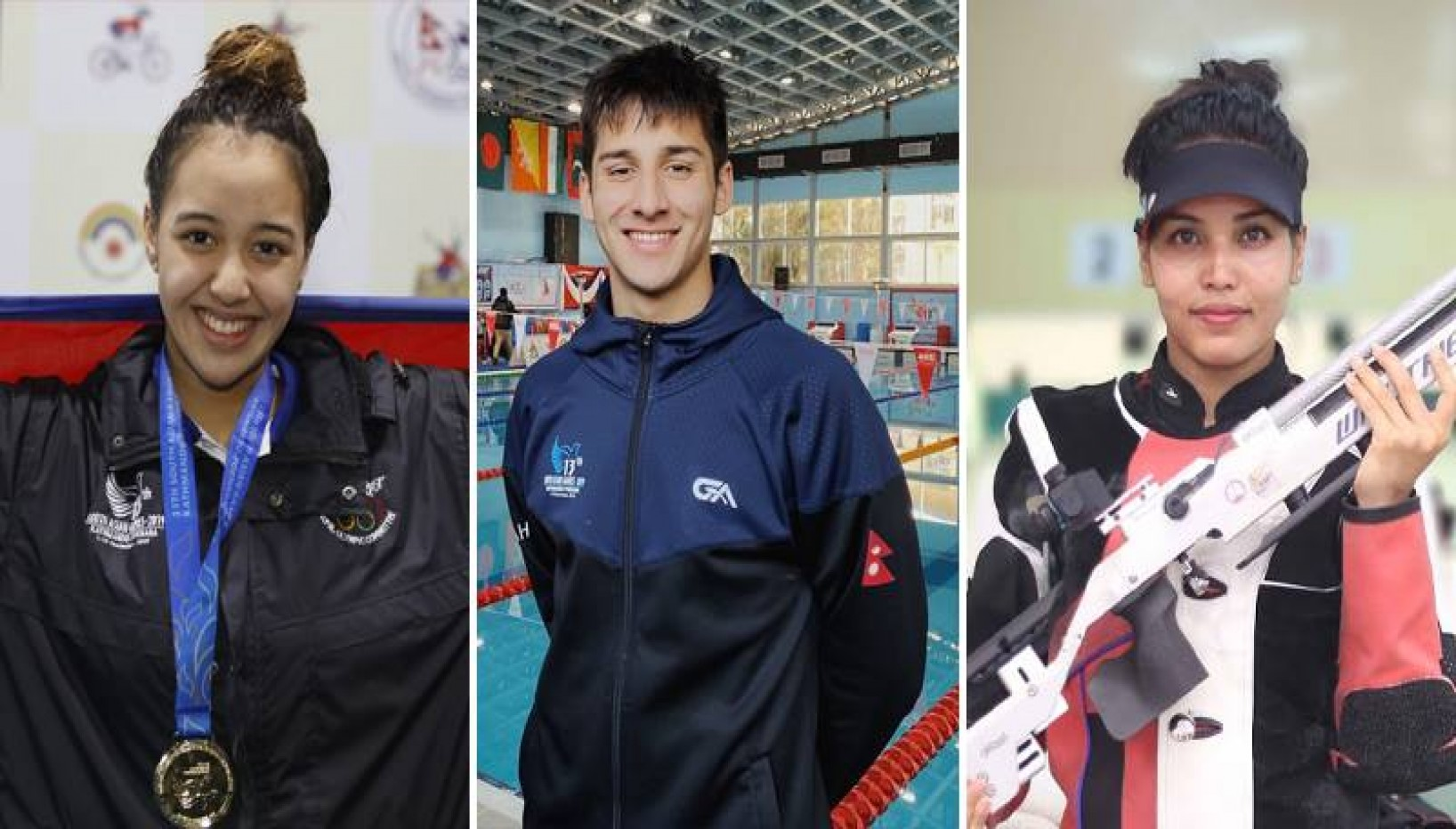 From Swimmers To Shooters To Sprinters, Here Are Nepal's 5 Picks For The Tokyo Olympics