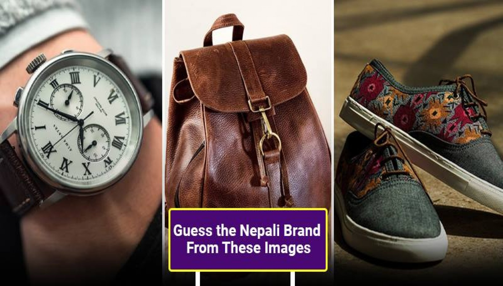 Can You Guess Which Nepali Brand Makes These Products?