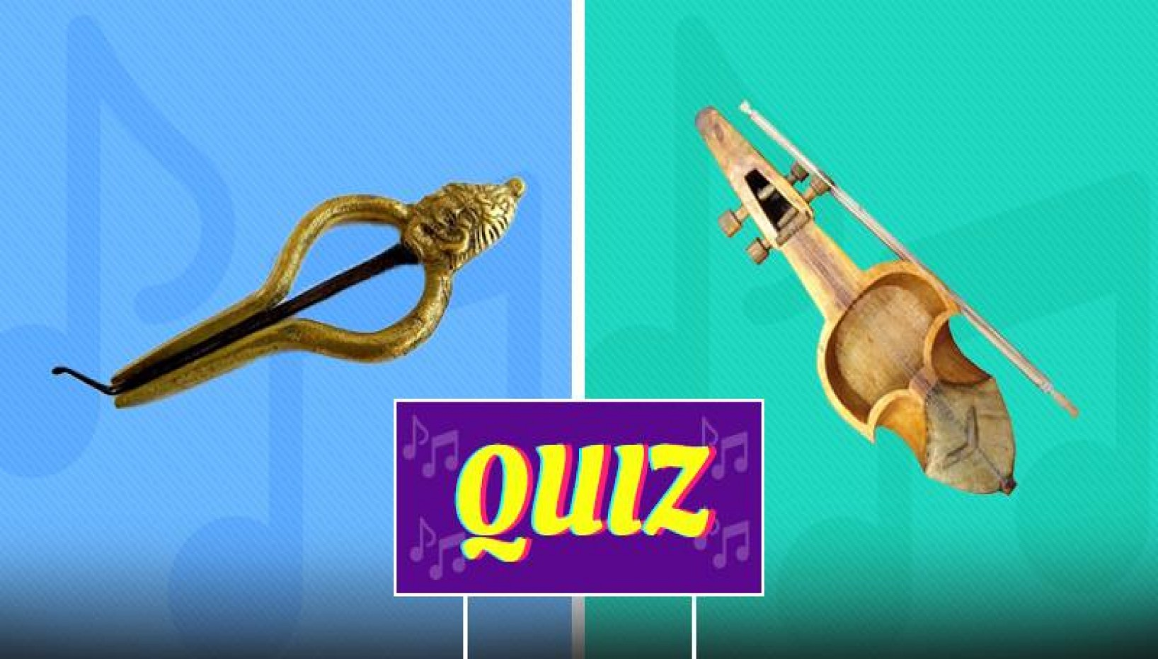 Quiz: Can You Guess What All These Nepali Folk Instruments Are Called?