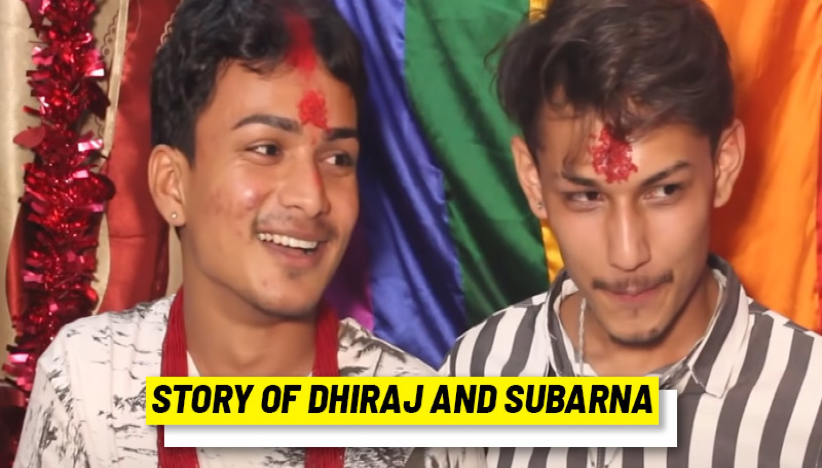 This Brave Nepali LGBT Couple Is Making Waves On Social Media. Here Is Their Story