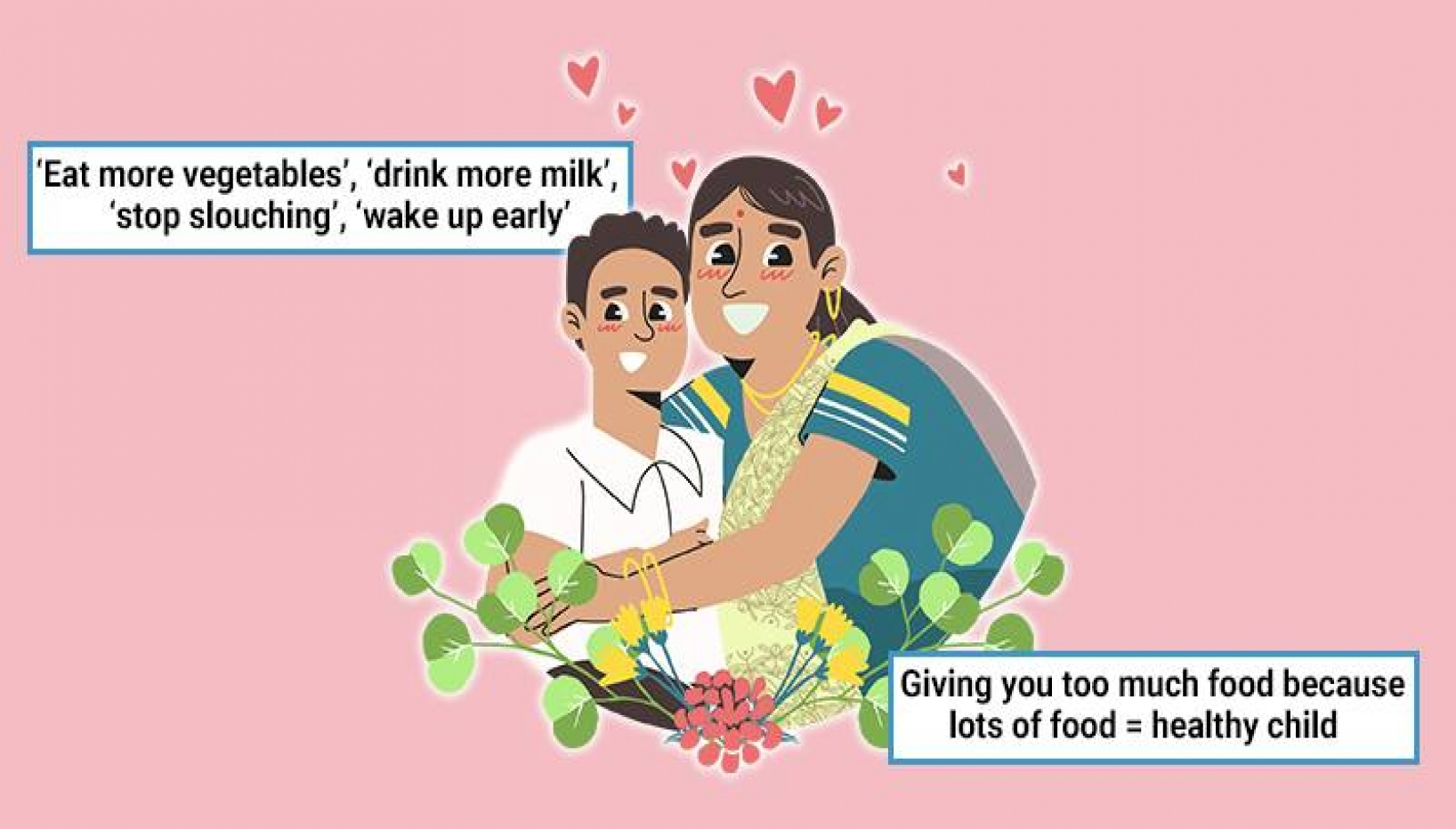 """9 Things Nepali Moms Do Instead Of Saying """"I Love You"""""""