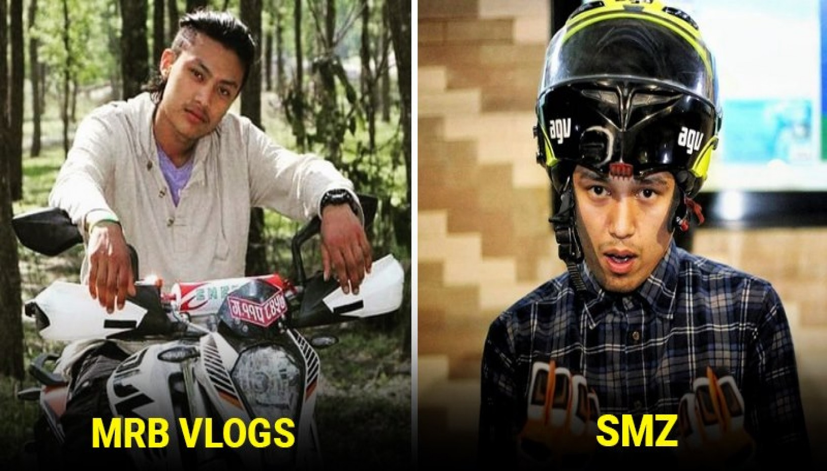 10 Top Nepali Motovloggers To Get Your Daily Dose Of Two-wheeler Content