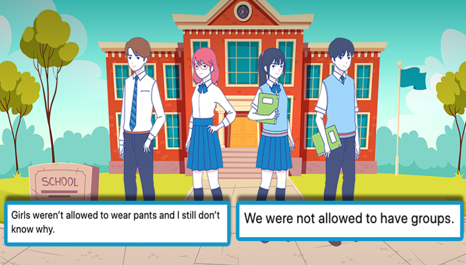 Nepali Netizens Share Dumb Rules From Their School / College That Only Served Body Policing