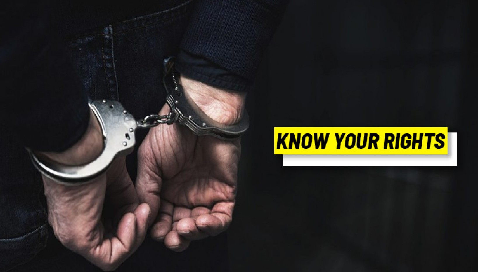 Know Your Rights: Every Nepali Citizen Has These Basic Rights Upon Getting Arrested Or Detained