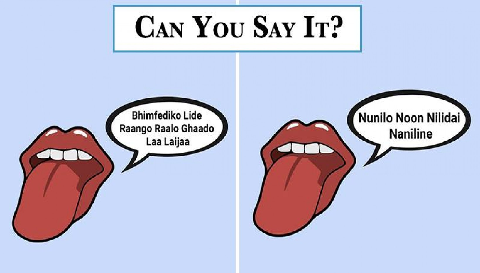 Only A True Rap God Can Fluently Recite These 10 Nepali Tongue Twisters