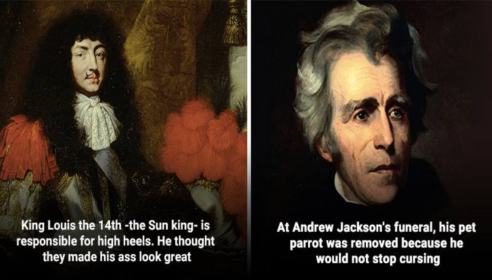 Redditors Share 15 NSFW Historical Facts That You Have Never Heard Been Taught Before