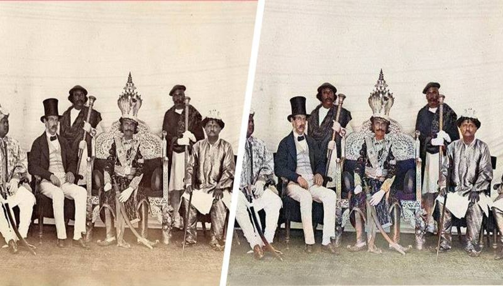 These 20 Colorized Versions Of Old Nepali Pictures Will Change The Way You View Past