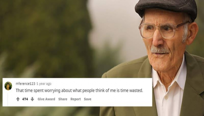 Old People On Reddit Share Life Lessons They Wish They Knew Earlier