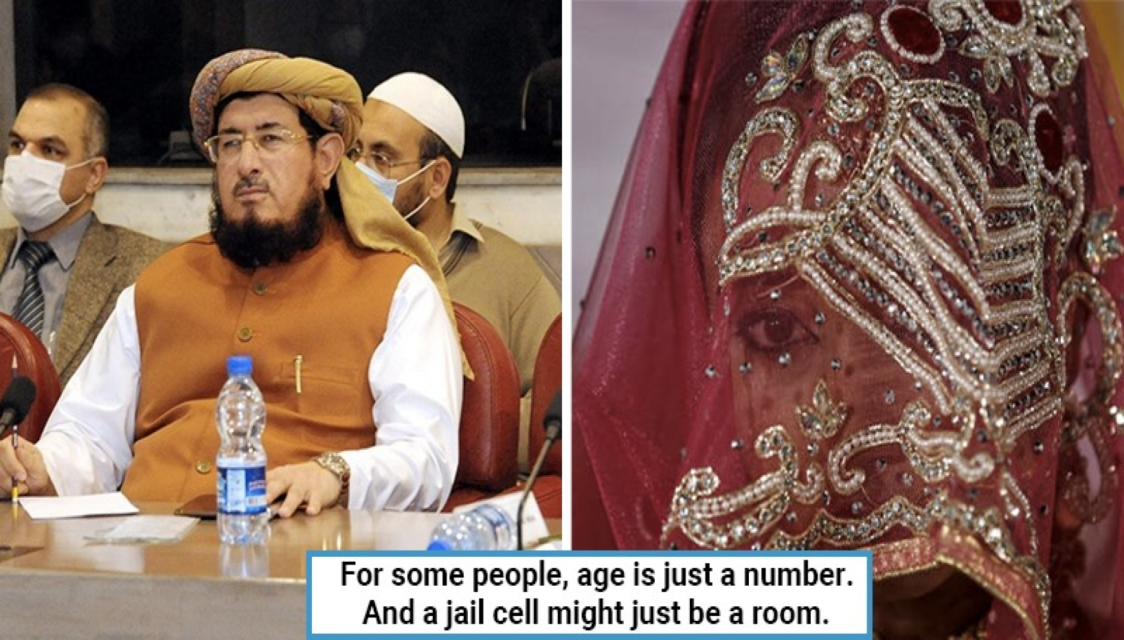 Age Is Not Just  A Number: Pakistani MP Allegedly Marries 14-Year Old Girl