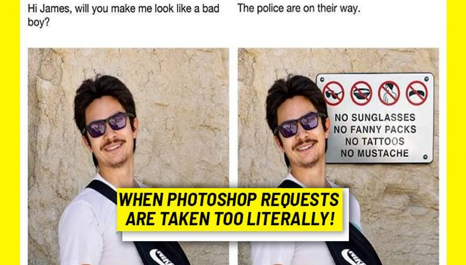 These People Had Their Photoshop Requests Fulfilled, But At What Cost?
