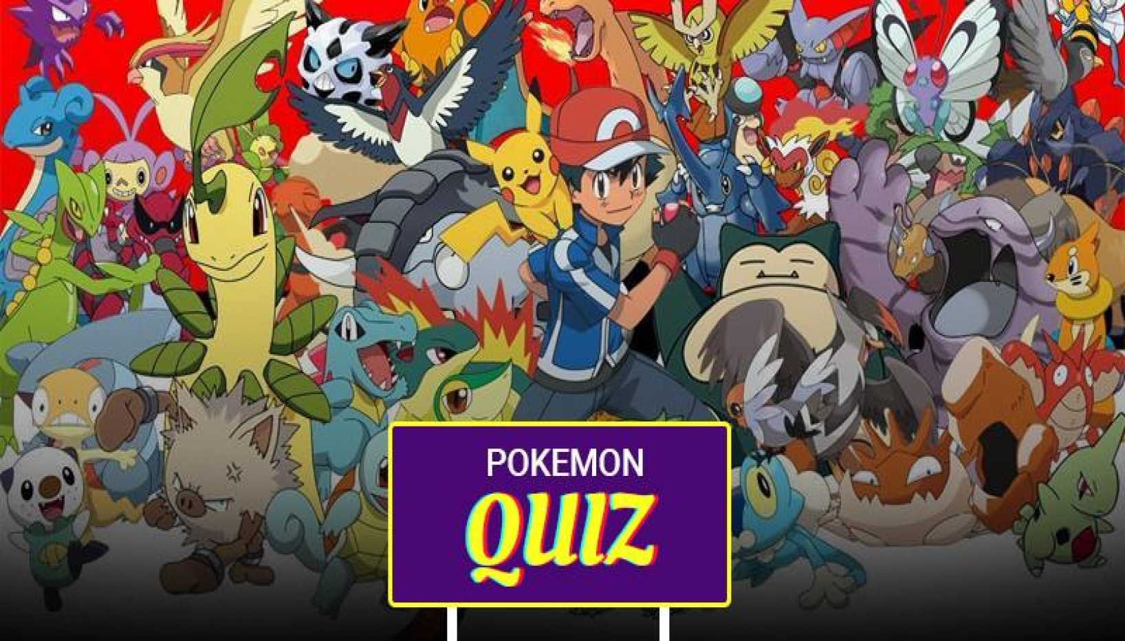 Only A True Pokémon Master Can Get A 10/10 On This Pokémon Quiz