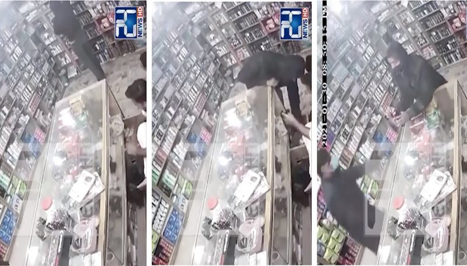 This Strangely Polite Conversation Between A Pakistani Thief And A Shopkeeper Has The Internet Amused