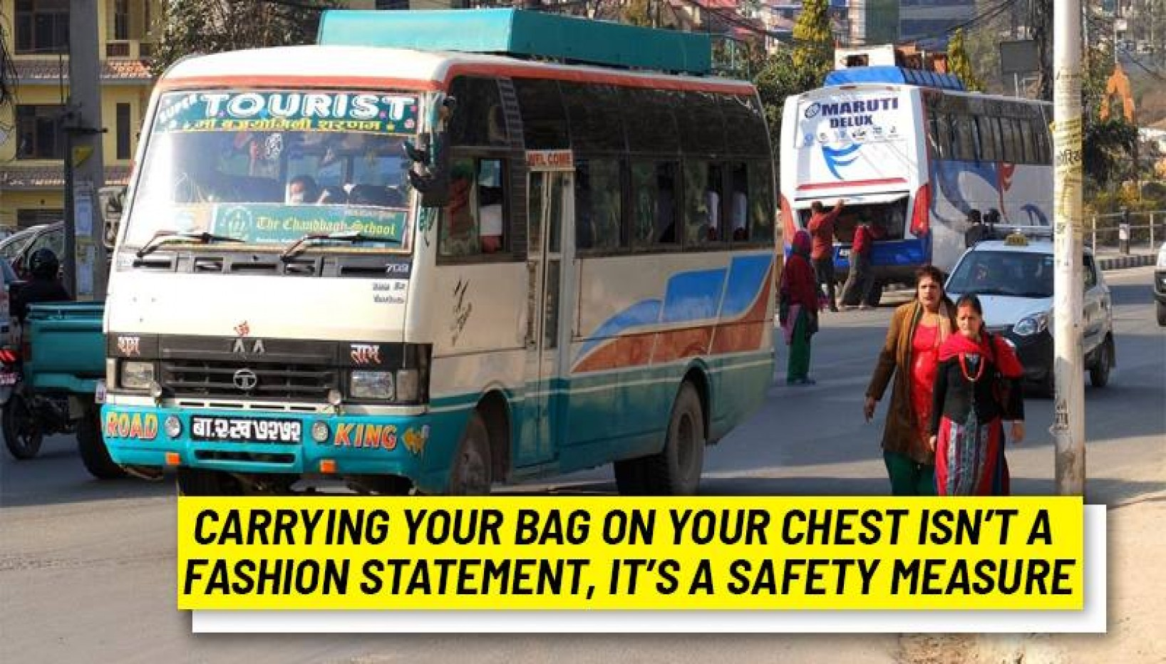 11 Tips For People Travelling By Public Transportation In Kathmandu Valley