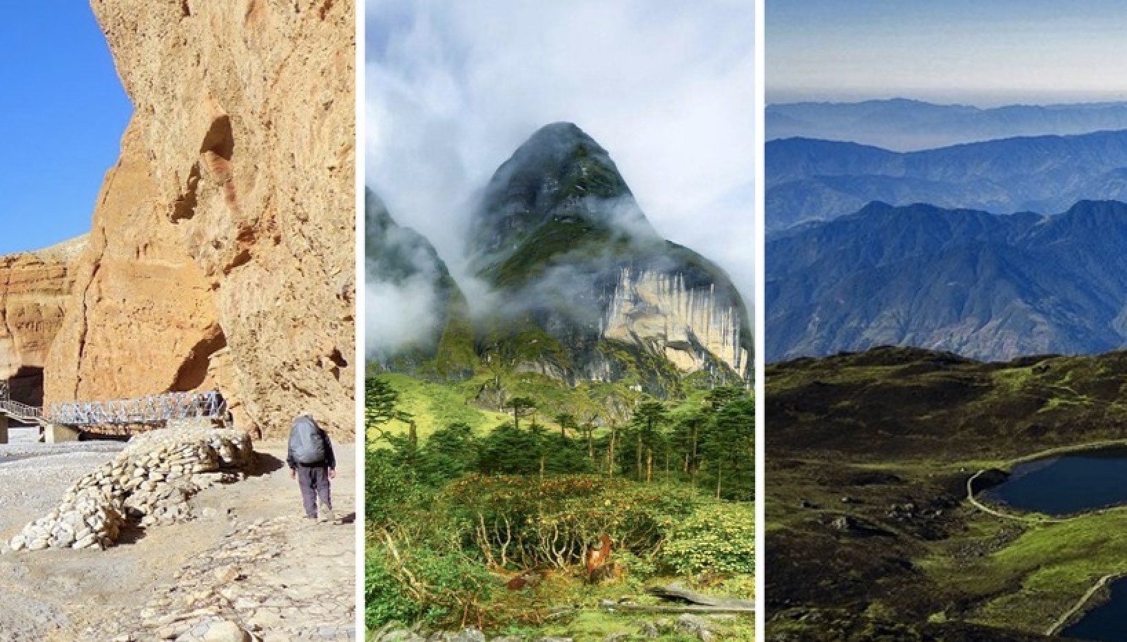 QUIZ: Are These Beautiful Scenes From Nepal Or Abroad?