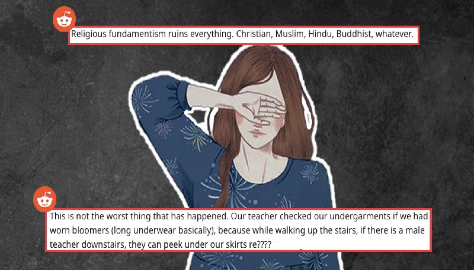 Redditors Speak Out About Institutional Misogyny At The Most Popular Girls' School In Nepal