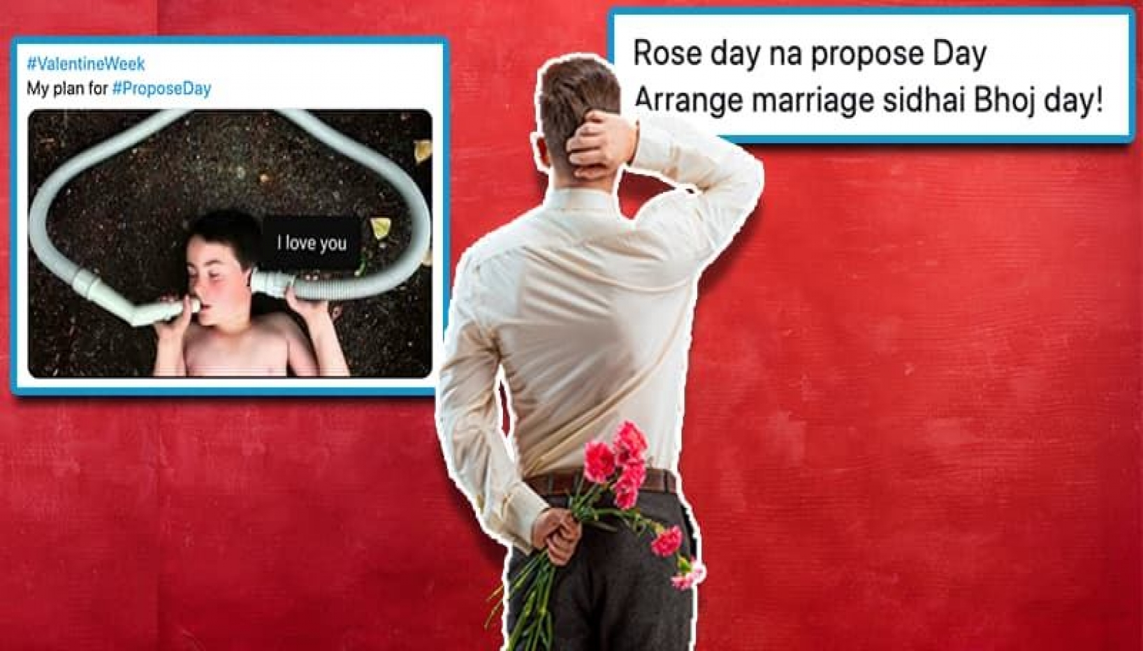 Rose Day To Kiss Day; Netizens Hilariously React To 7 Cliched Days Before Valentine's