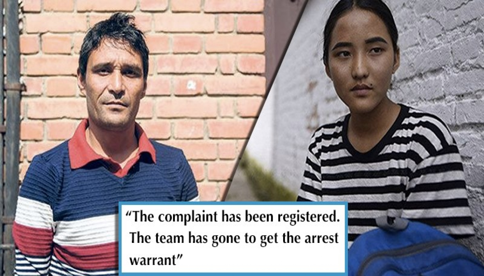 Sapana Magar Lodges A Complaint Against Binaya Basnet After He Threatened To Leak Her Nude Pictures