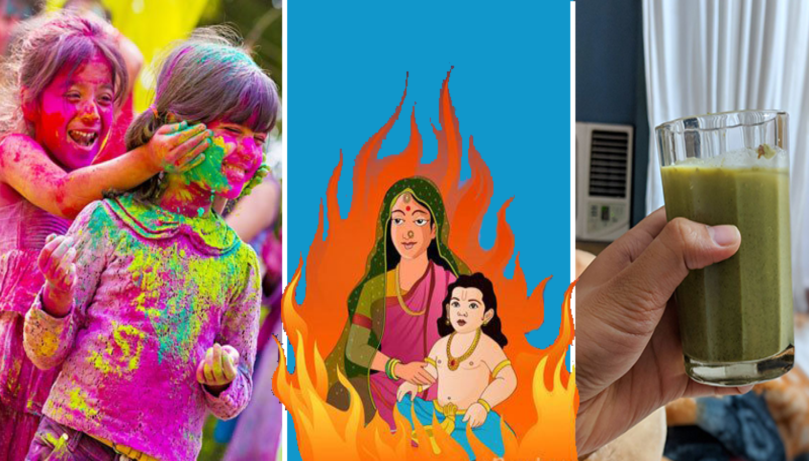 Score More Than 8 On This Holy Holi Quiz To Add Color To Your Life