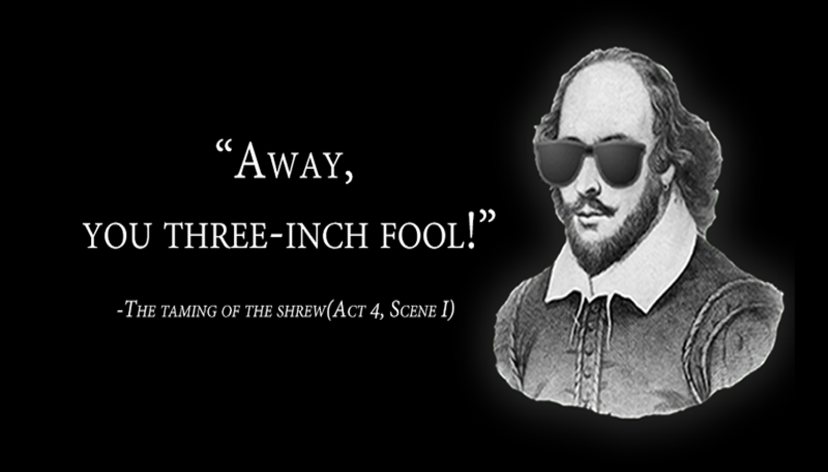 14 Shakespearian Insults We Should All Start Using