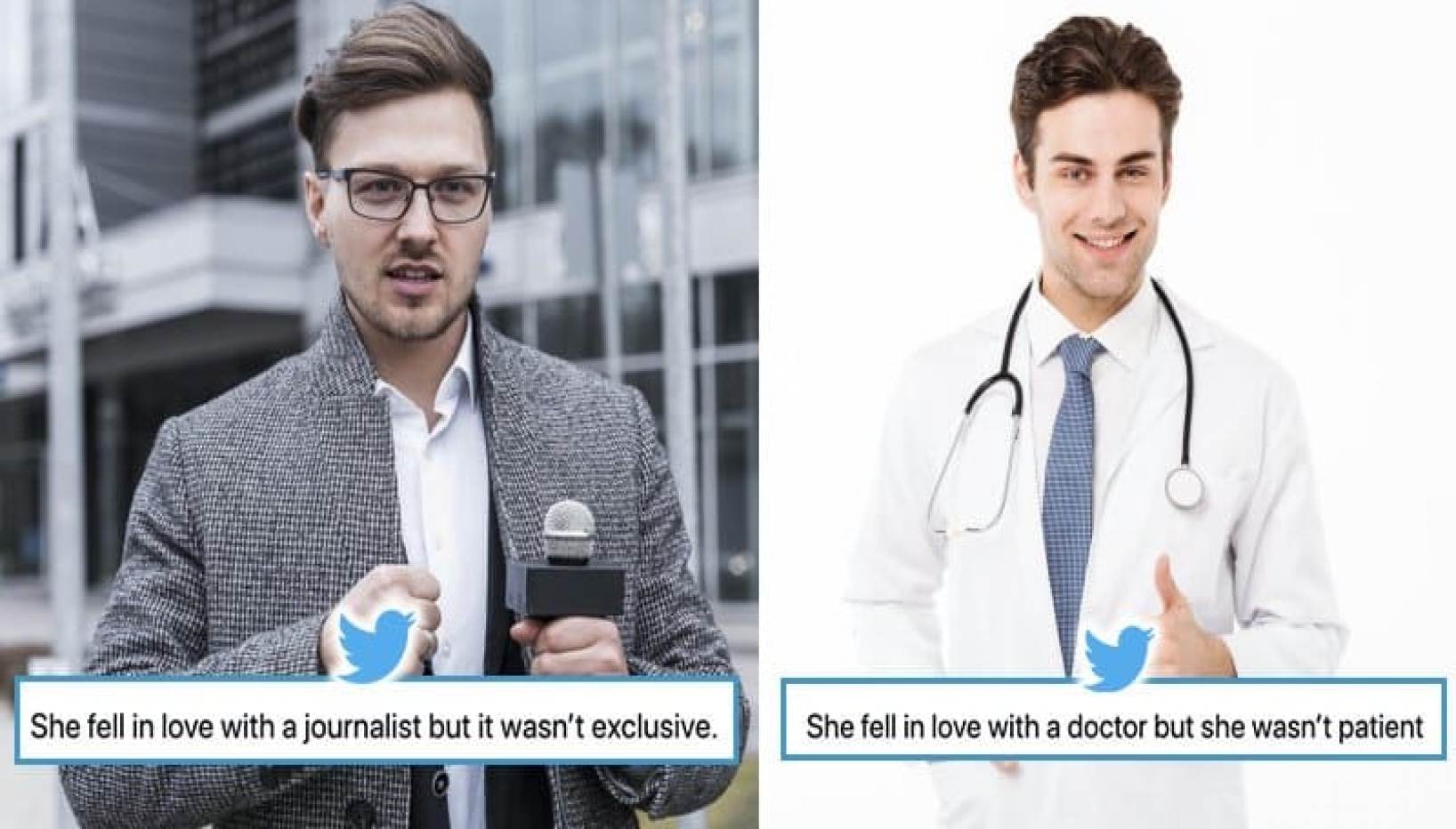 'She Fell in Love With a..', Twitter Shares Hilarious Puns About Falling in Love With People Of Different Professions