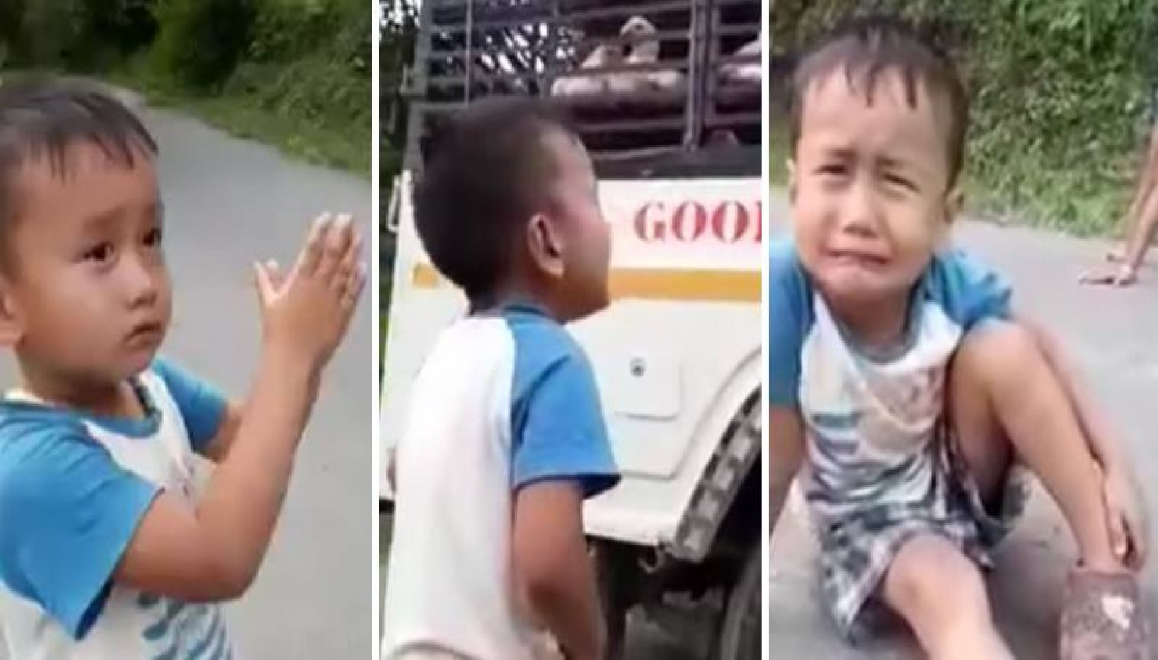 This Video Of A Sikkim Boy Crying As His Chickens Are Taken Away Has Gone Viral And It's Adorable