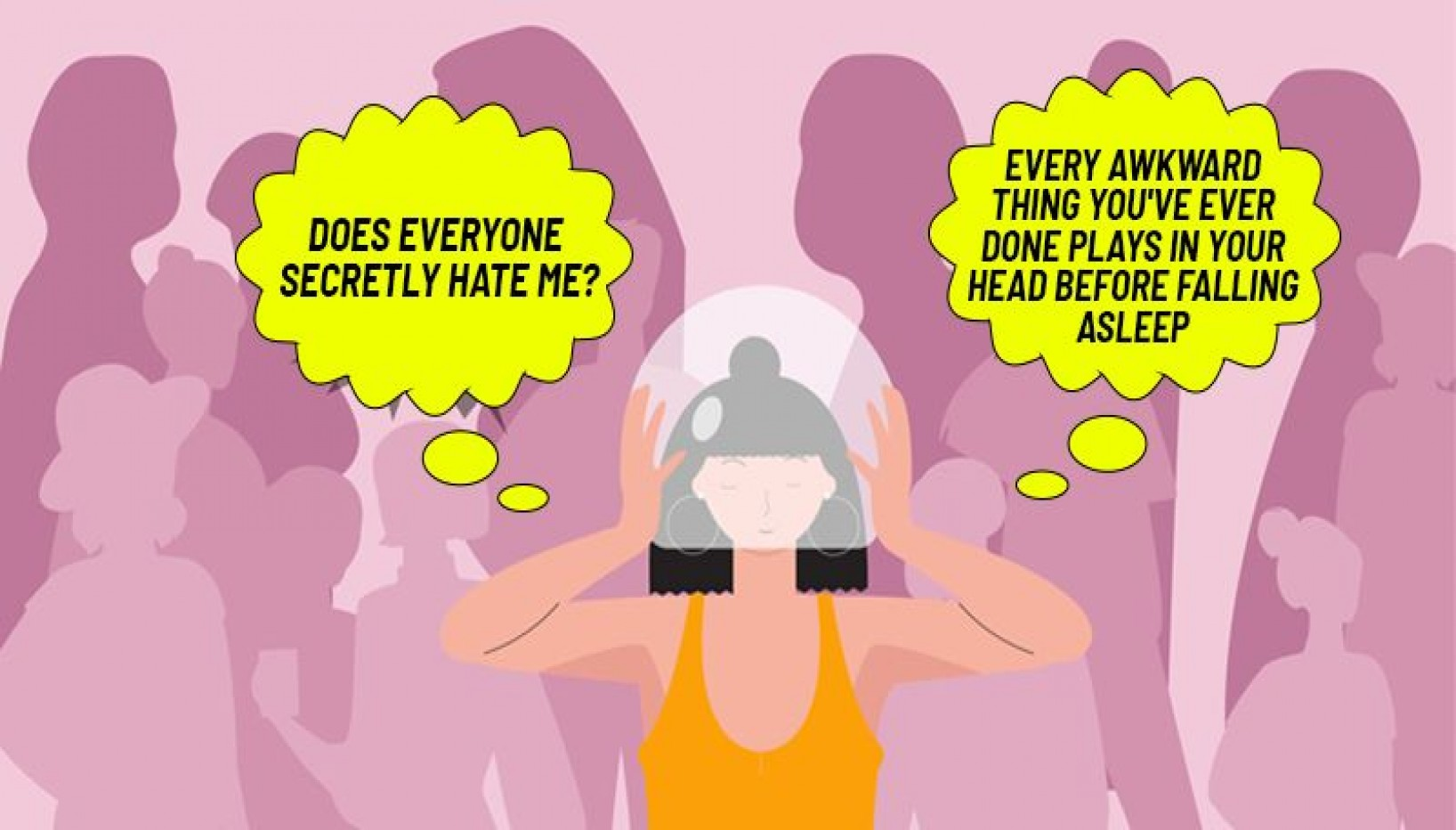 10 Things People With Social Anxiety Will Relate To But Probably Never Talk About