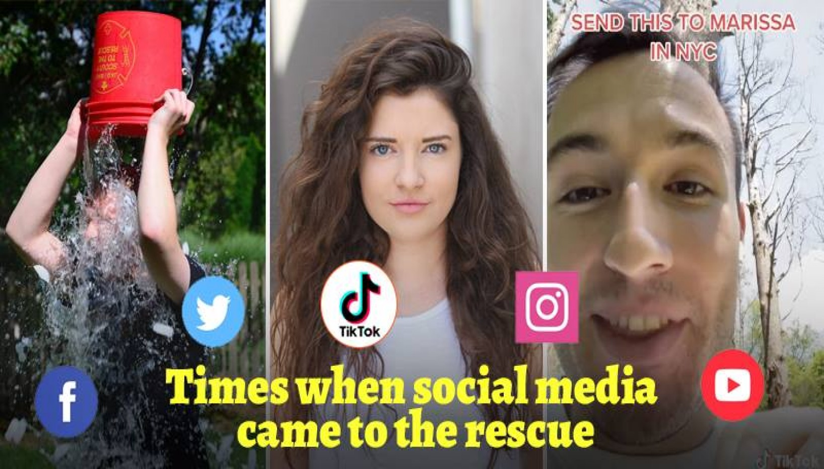 From Solving Crimes To Connecting People In Need — Here Are 5 Times Social Media Came To The Rescue
