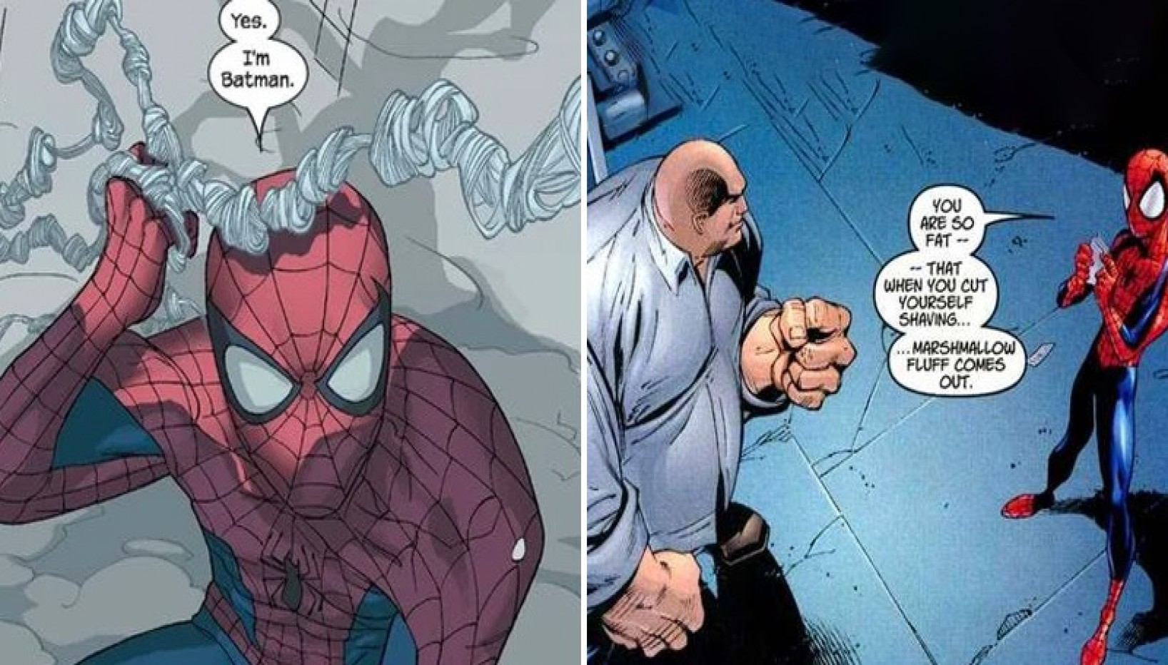 10 Funniest Spiderman Moments From The Comics That Perfectly Illustrate Why He's The Best Superhero