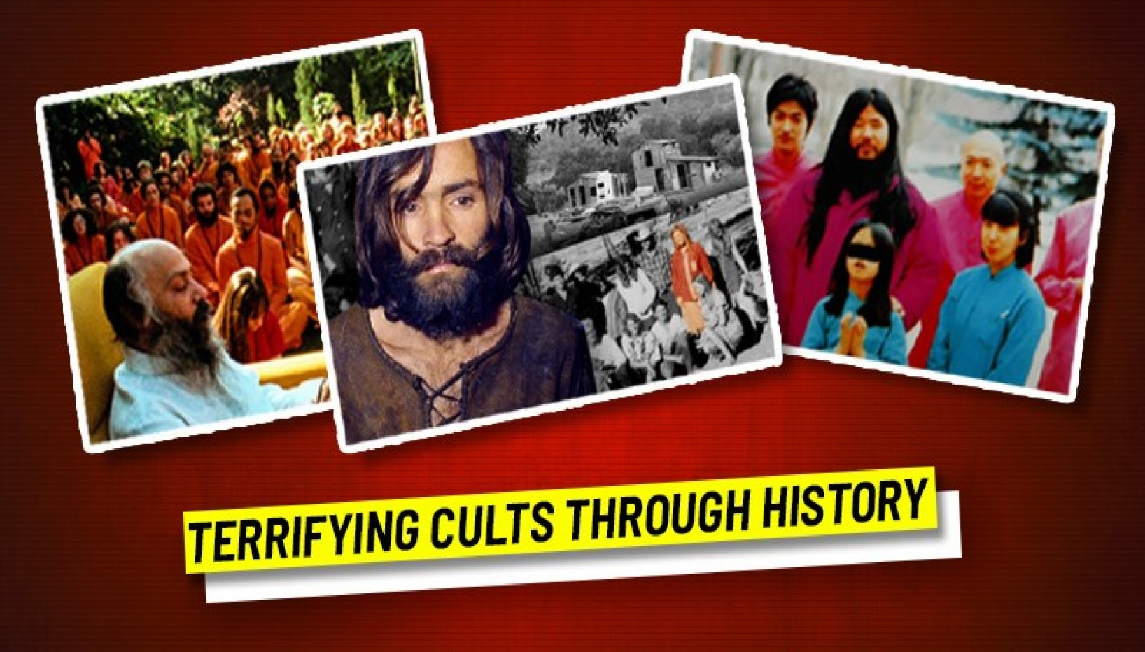 7 Terrifying Cults Whose Stories Will Chill You To The Bone