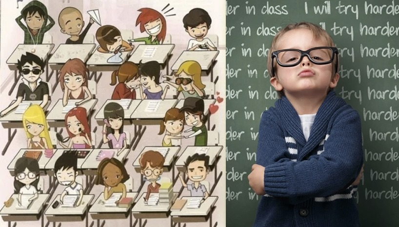 The 10 Types Of Students You Will Encounter