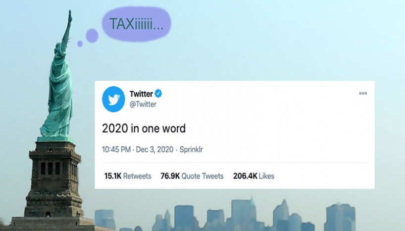 Twitter Asks People To Describe 2020 In One Word; Netizens Respond Hilariously