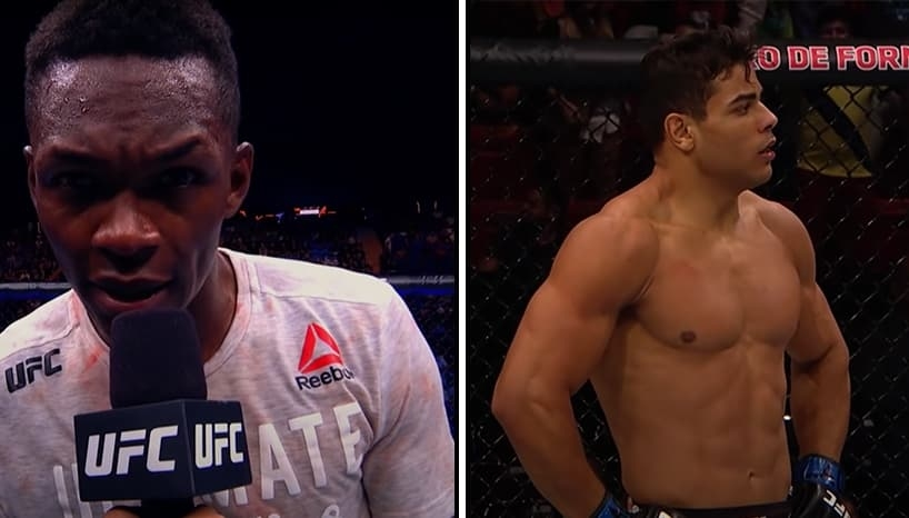 Twitter Reacts After Adesanya Knocks Out Costa In The Main Event Of UFC 253