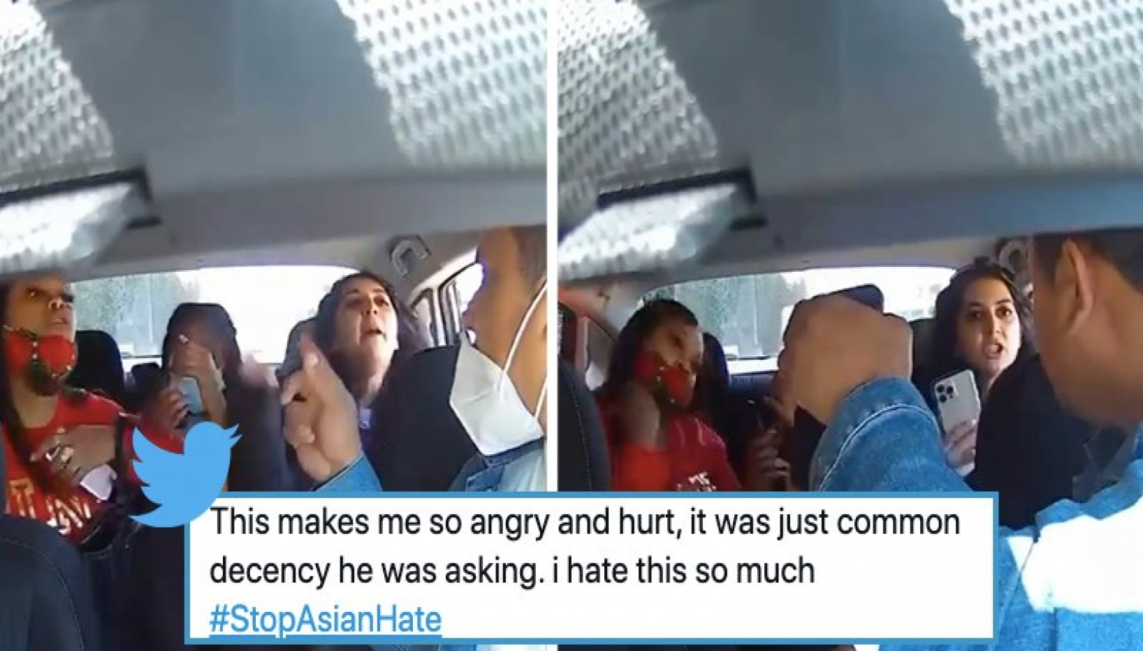 VIDEO: Nepali Uber Driver In San Francisco Attacked By Passengers