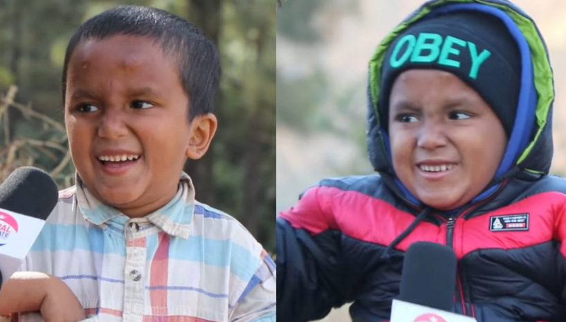Meet Sachin; The 9 Year Old Who Is Going Viral For His Hilarious Answers