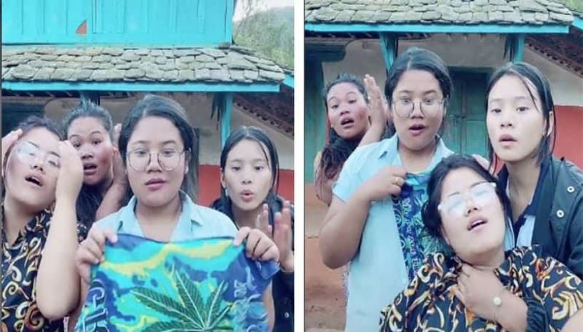 Nepali Girl Takes Over The Internet With Her Hilarious Video