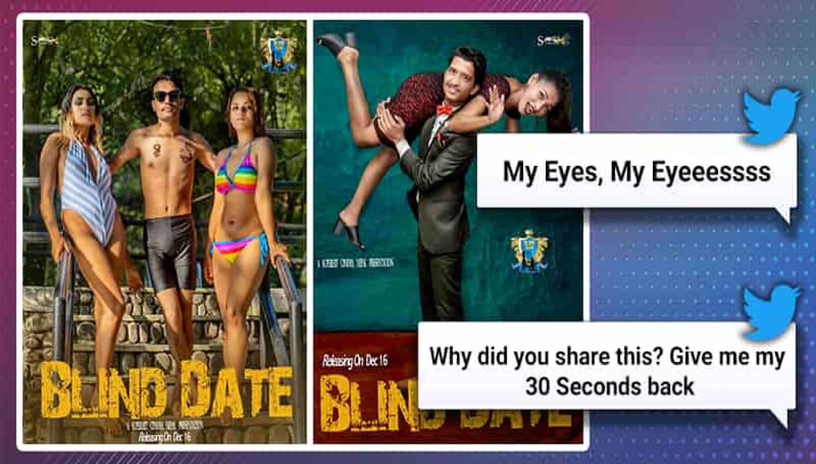 WATCH: Nepal's First Reality Dating Show 'Blind Date' Drops Its Trailer