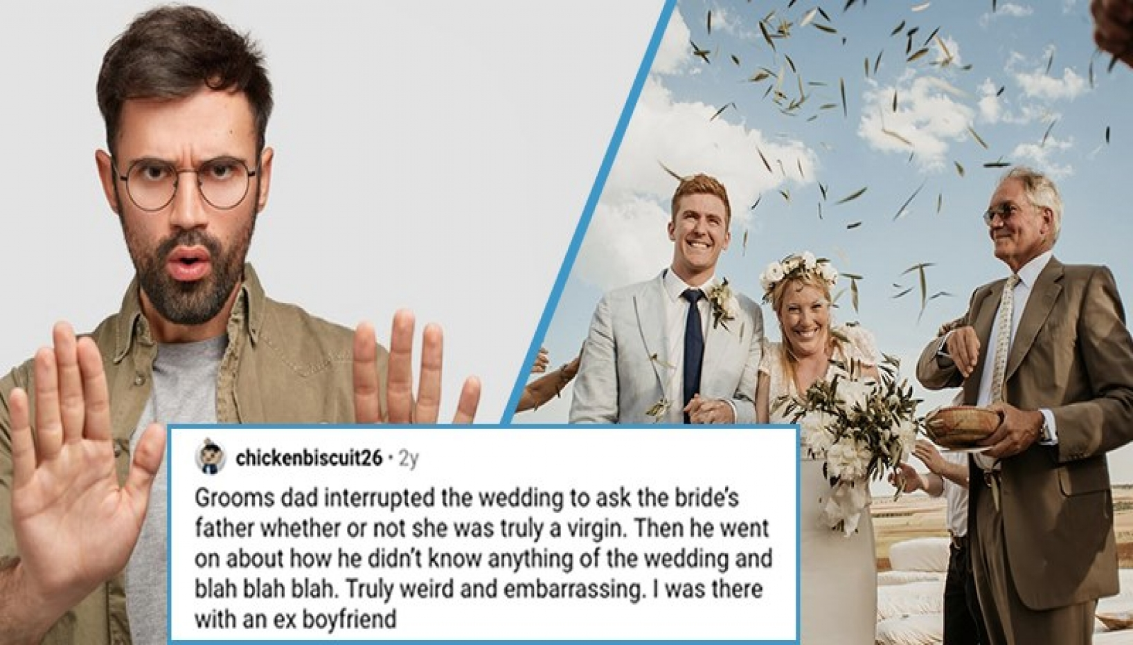 What Happens When Someone Objects To A Wedding Ceremony?