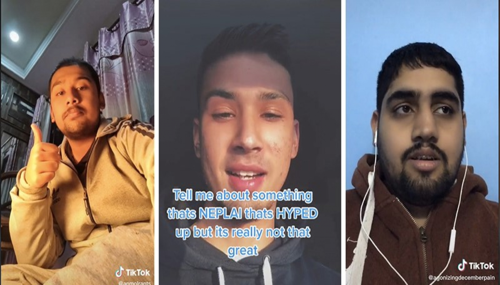 What's Overrated In Nepal? Nepali TikTokers Share What They Find Overhyped