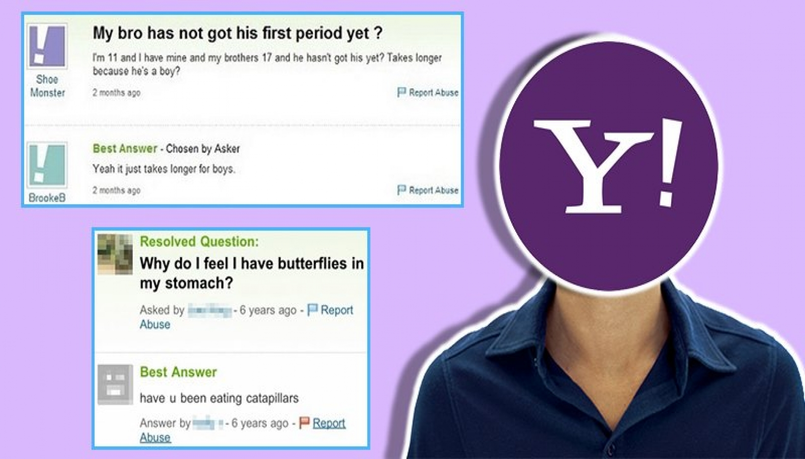 Yahoo Answers Is Shutting Down; Check Out These Hilarious Q&A Before The Site Disappears